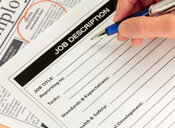 Each resume should be customized towards the job description