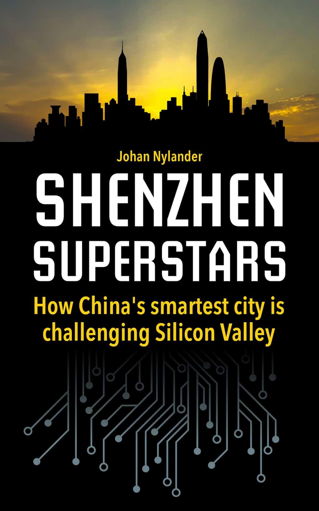 Shenzhen Super Stars book