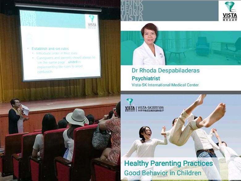 Dr. Rhoda Despabiladeras from Vista-SK
