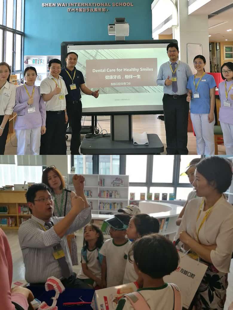 Dr.Teddy Wu from U-Dental