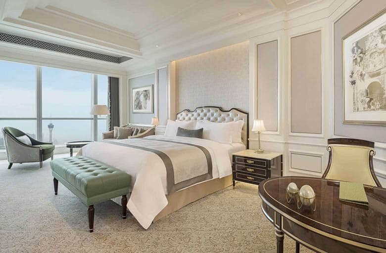 Greater Bay Ocean View King Room