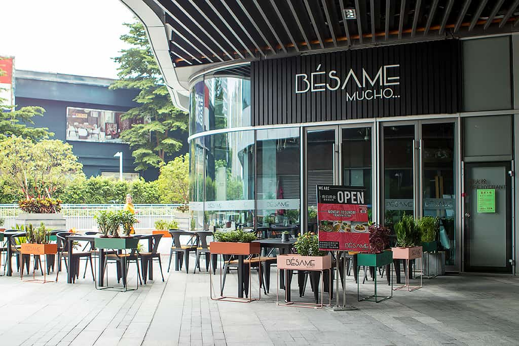 Mexican Food Like You Ve Never Experienced Before At Besame Mucho Now Shenzhen