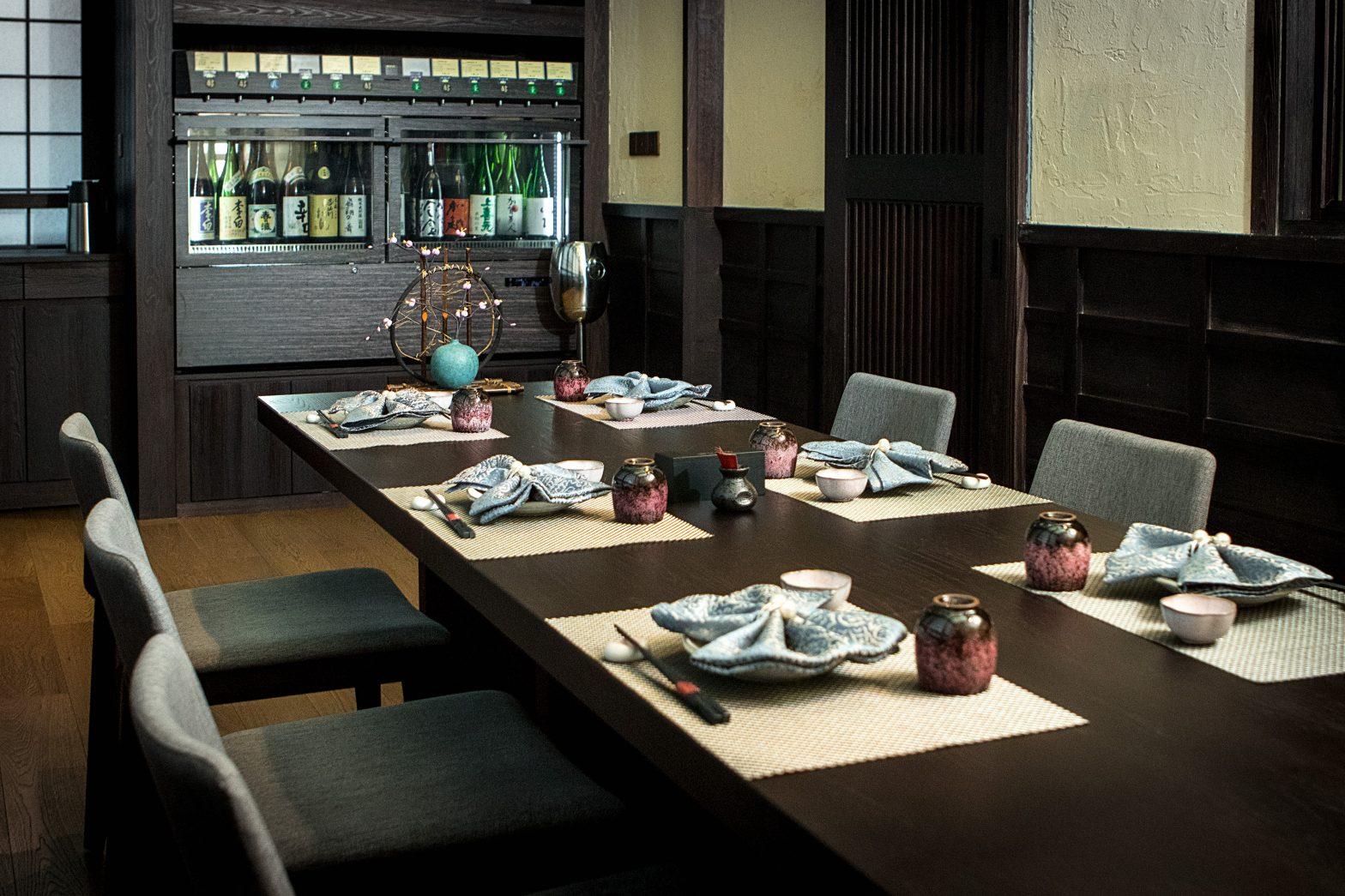 Nadagogo Japanese Restaurant, Wyndham Grand, Shenzhen