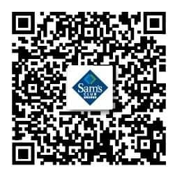 Download the Sam's Club QR code