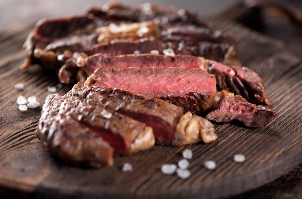 Steak from Sam's Club Shenzhen
