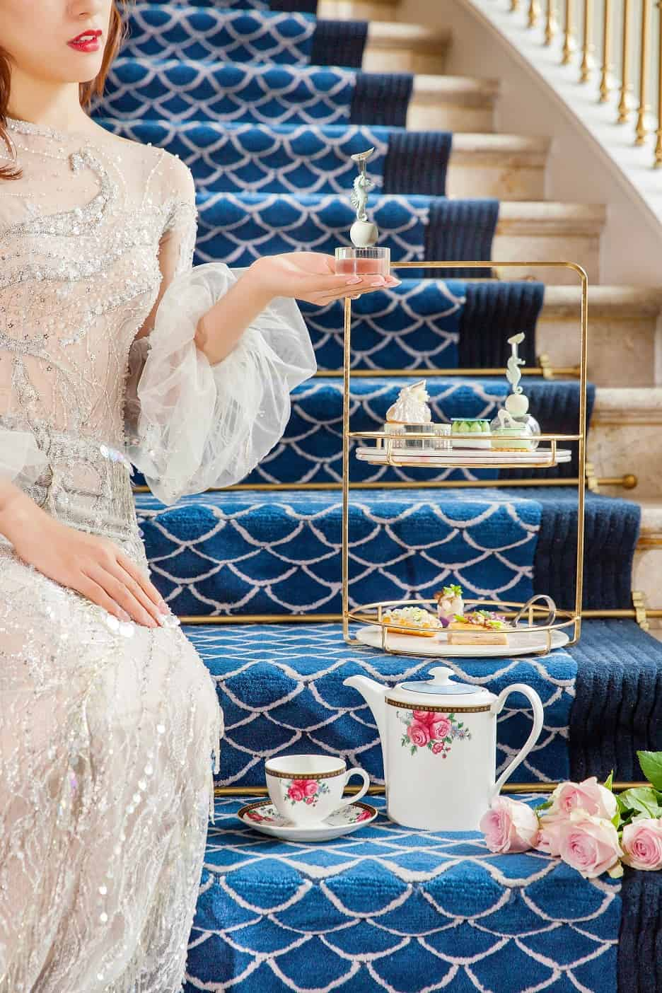 The Atelier by Prof. Jimmy Choo OBE Afternoon Tea 拂光掠影下午茶