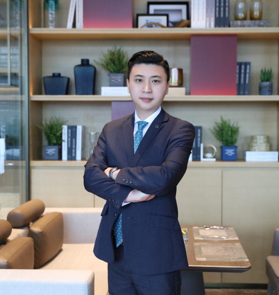 Jeffrey Bai at Sheraton Shenzhen Nanshan